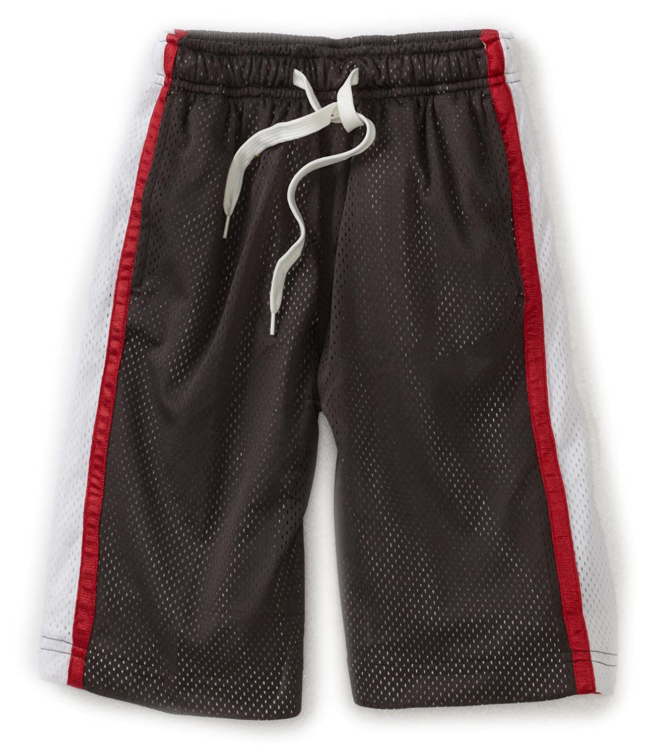 Wes and Willy Big Boys Wide Stripe Mesh Short 4185