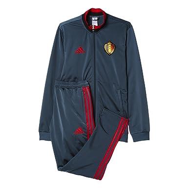adidas RBFA PES Suit - Chándal para Hombre, Color Gris, Talla XS ...