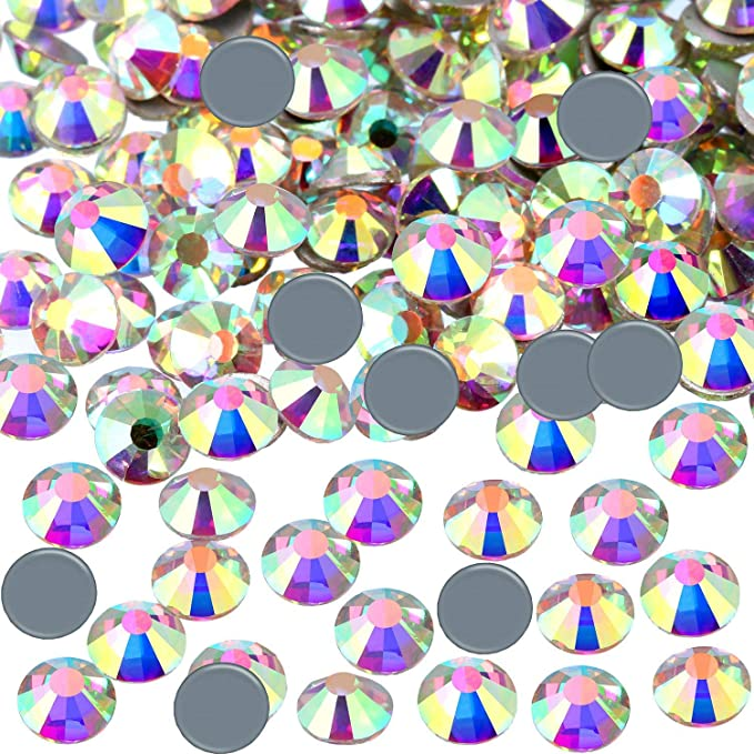 Hotfix Rhinestones 2880Stk Aquamarine Blue 4 mm SS16 AAA Quality FOR Ironing up Glitter stones Rhinestone Glass Rhinestone Beads