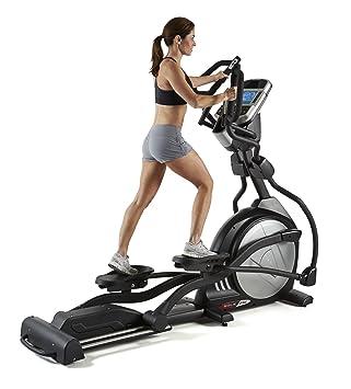 Sole Fitness E98 máquina elíptica comerciales ligeros