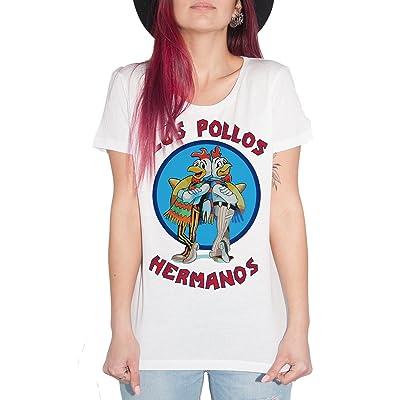 T-shirt Los Pollos Hermanos Breaking Bad–by Brain Factory