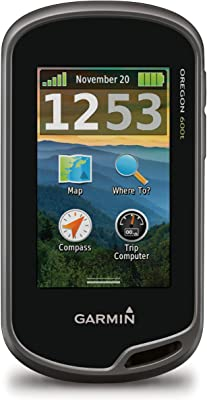 Garmin Oregon 600t 3-Inch Worldwide Handheld GPS