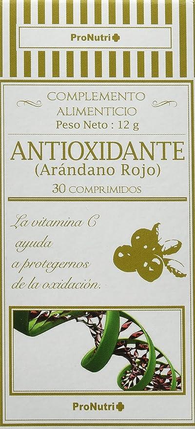 PRONUTRI Two Pack Antioxidante (Arándano Rojo) 30 comprimidos-