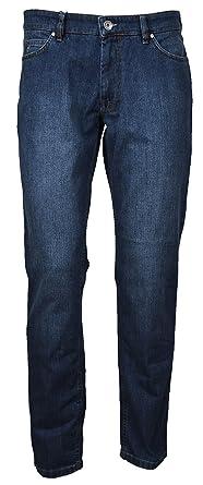 Fynch Hatton Herren Jeanshose Blau Blau Gr. 34 W / 34 L, Blau -
