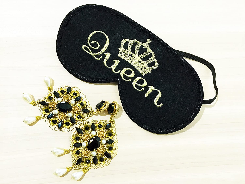Amazon.com: Luxury King and Queen Crown Sleep Masks Wedding Gift for Couples Eye Mask for Sleeping Night Mask Eye Sleep Mask, Eye Cover Travel Mask: Home & ...
