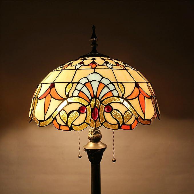 Amazon.com: Gweat Tiffany 16-inch Baroque European Pastoral ...