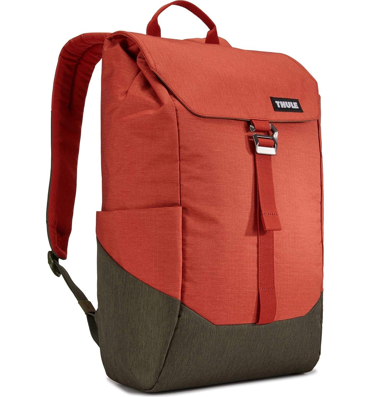 [スリー] メンズ バックパックリュックサック Thule Lithos Backpack (16L) [並行輸入品] One-Size  B07P64C9HS
