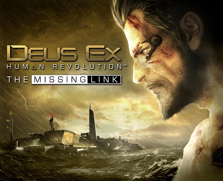Amazon.com: Deus Ex: Human Revolution - The Missing Link DLC ...