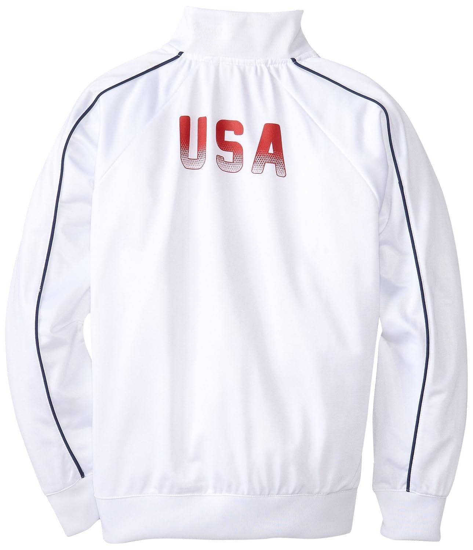 Fila Big Boys Usa Track Jacket Fila Boys 8-20 8236D