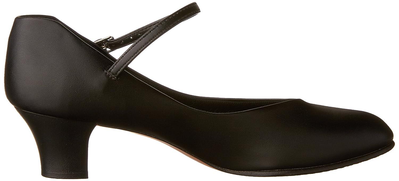 Capezio 550 Tan Junior Footlight B0002RROPK 9.5 N US|Black