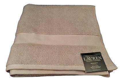 Ralph Lauren Wescott Placid Gris Toalla de baño Toalla – 30 x 56