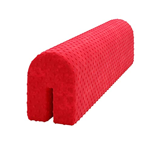 Protector de cama de espuma Cloudlet para cuna, barandilla ...