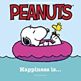 Snoopy Peanuts 2020 Ring Calendar Desk Top Monthly