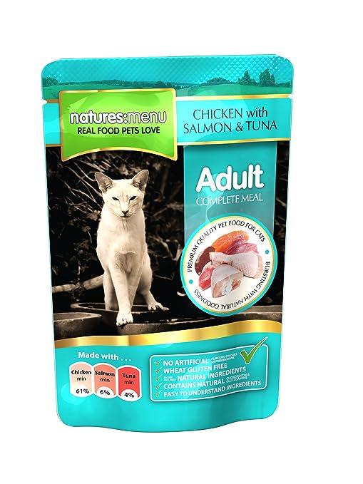Natures Menu - Alimento para Gatos: Amazon.es: Productos para ...