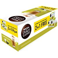 Nescafe Dolce Gusto Cappuccino Capsules 186.4g (Pack of 3)