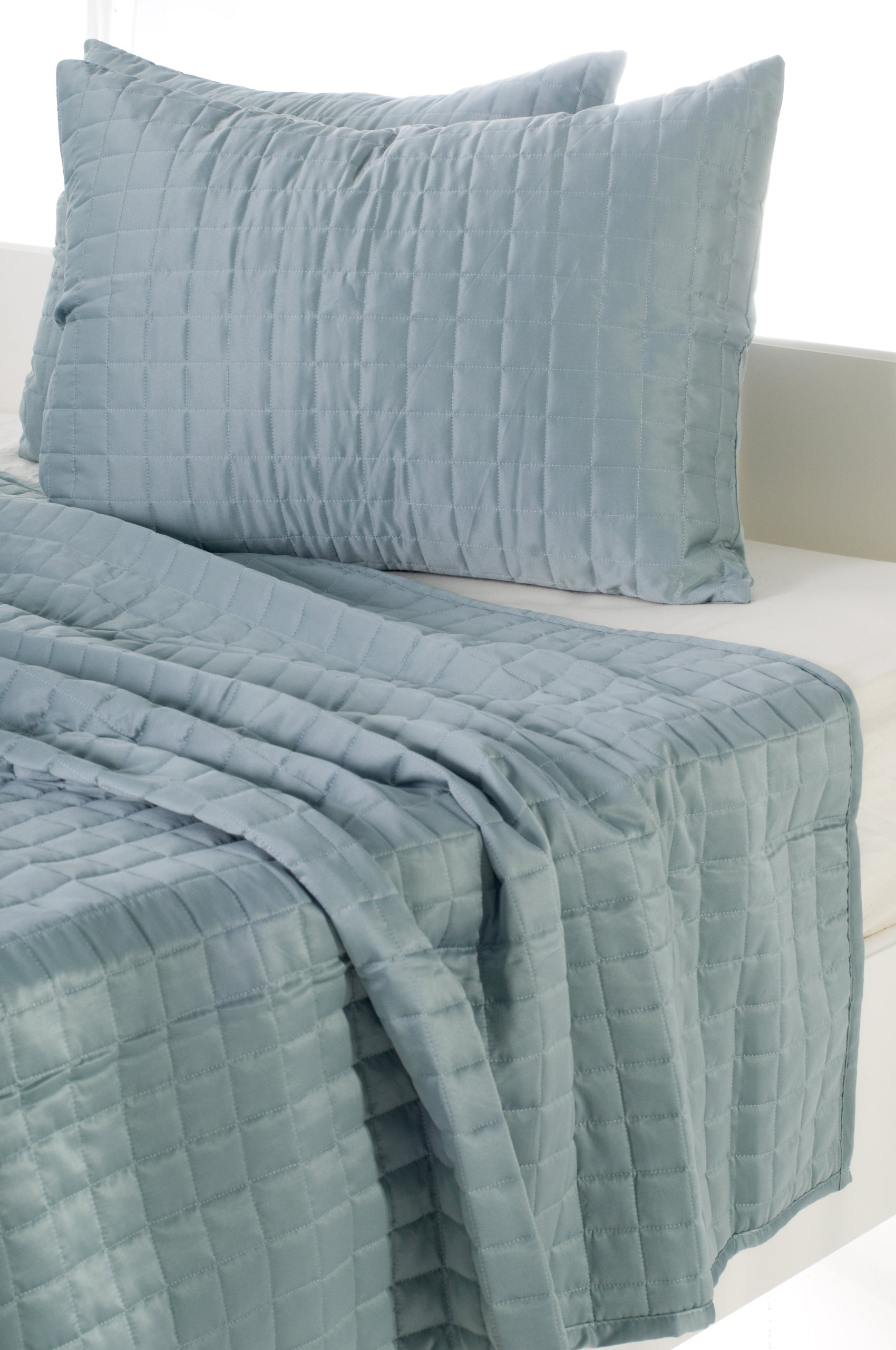 Rizzy Home Spa 3-Piece Quilted Bed Set, Queen
