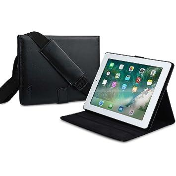 Cooper Cases Funda Universal Tipo Portafolio de Viaje (TM) Magic Carry II para Apple iPad 2, iPad 3, iPad 4 con Asas para Mano y Hombro