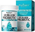 Probiotics 60 Billion CFU - Dr. Approved Probiotics for Women, Probiotics