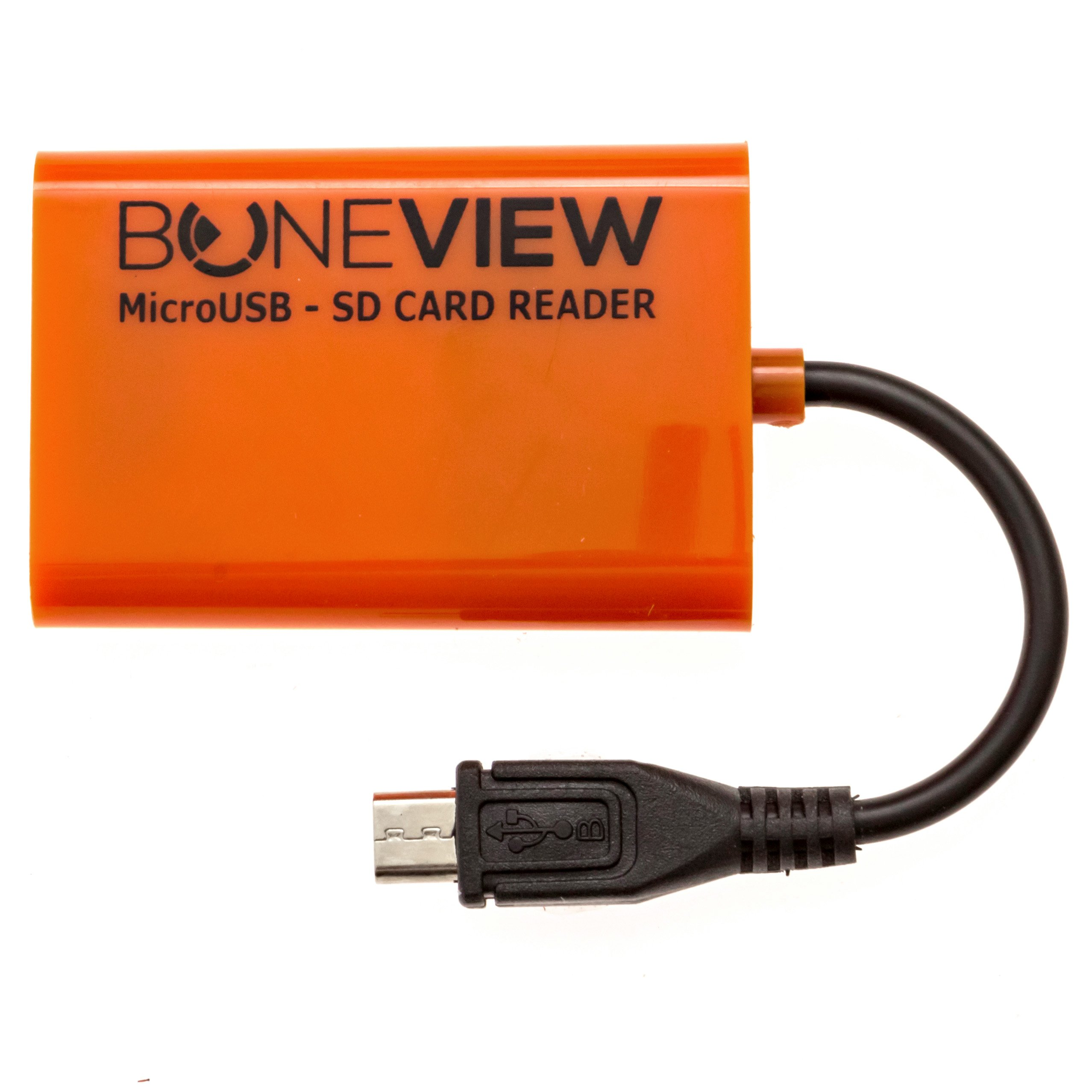 BoneView SD Micro SD Memory Card Reader Trail Camera Viewer for Android Micro-USB & Type-C OTG Smart Phone to View Deer Hunting Game Cam Photo & Video, Free USB-C Adapter included by BoneView (Image #6)