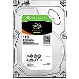 Seagate 内蔵ハードディスク 3.5インチ 1TB ゲーム向け FireCuda ( SSHDハイブリッド 8GB MLC NANDフラッシュ /5年保証 )正規代理店品 ST1000DX002