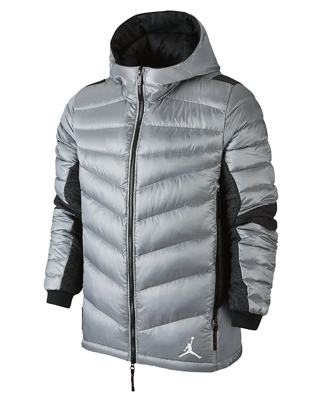 Jordan Hyperply chaqueta multicolor Cool Grey/Black/White ...