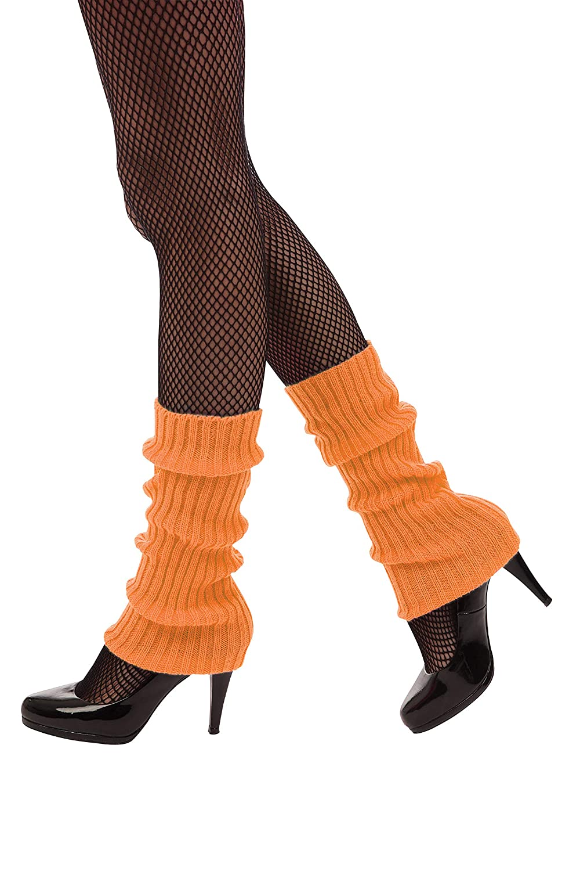 Bristol Novelty BA3313 Leg Warmer Neon Green Women