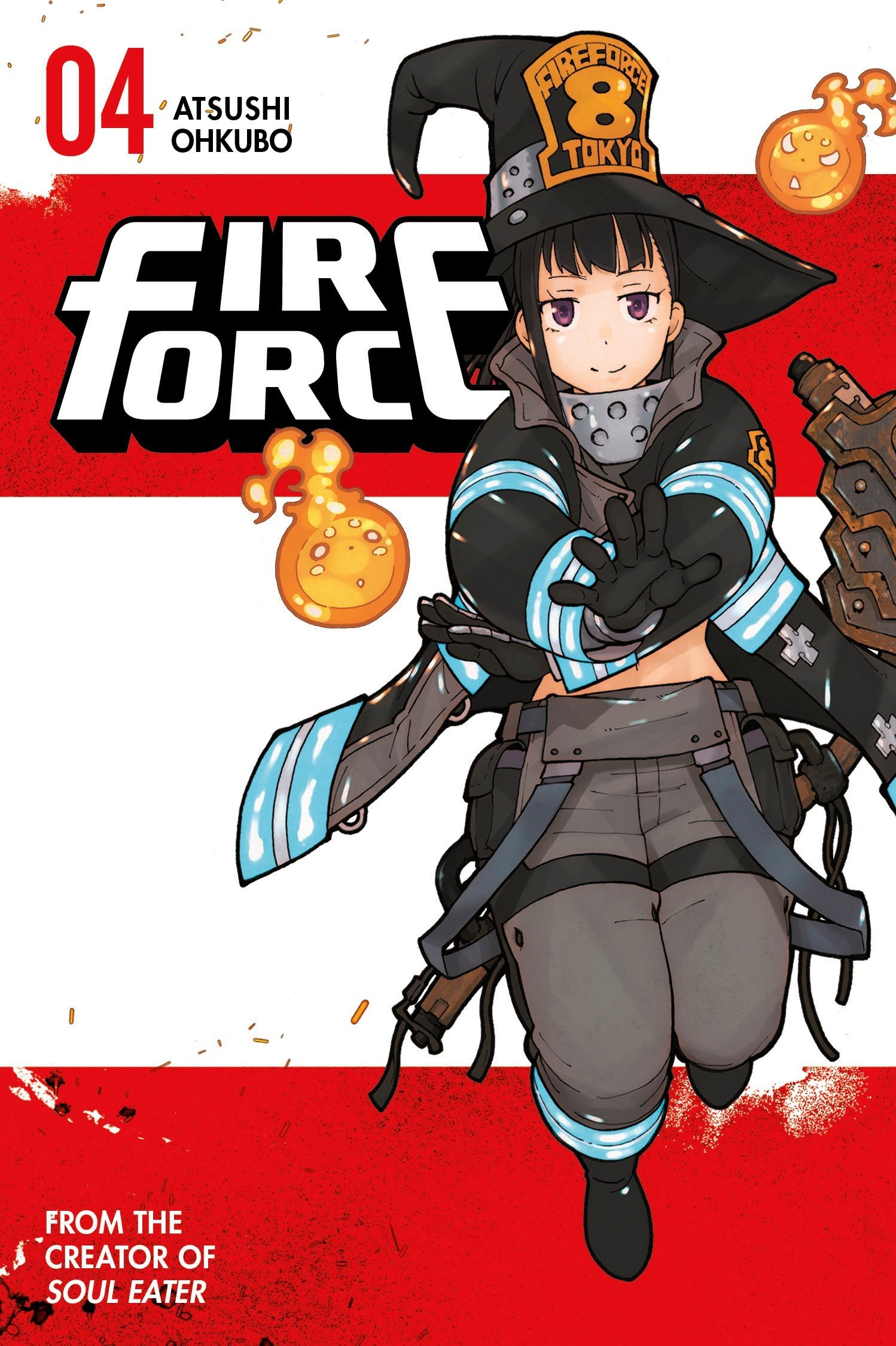 Download Fire Force 4 pdf epub