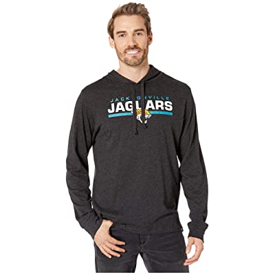 '47 NFL Jacksonville Jaguars End Line Club Hoodie: Clothing