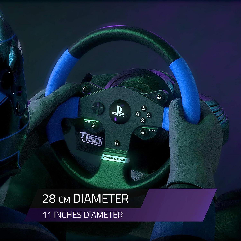 Thrustmaster T150 PRO Force Feedback: Amazon.es: Electrónica