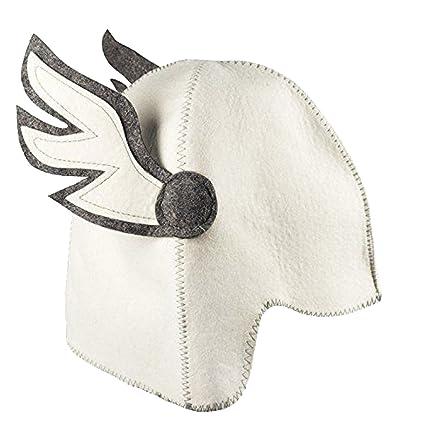 Sauna eBook (English language not guaranteed) - Hermes Motif - 100% Cotton  - Felt Sauna Hat  Amazon.co.uk  DIY   Tools db1ad1d62c9e