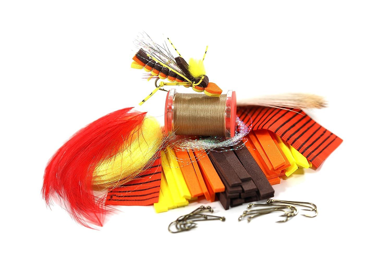 postfly Sandwich Hopper moscas Kit: Amazon.es: Deportes y aire libre