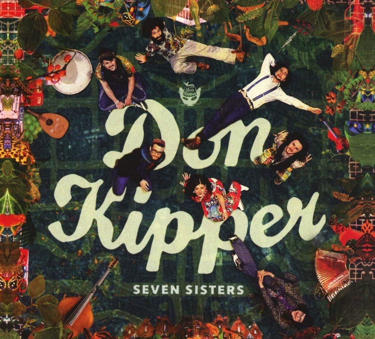 Vinilo : Don Kipper - Seven Sisters (Canada - Import)