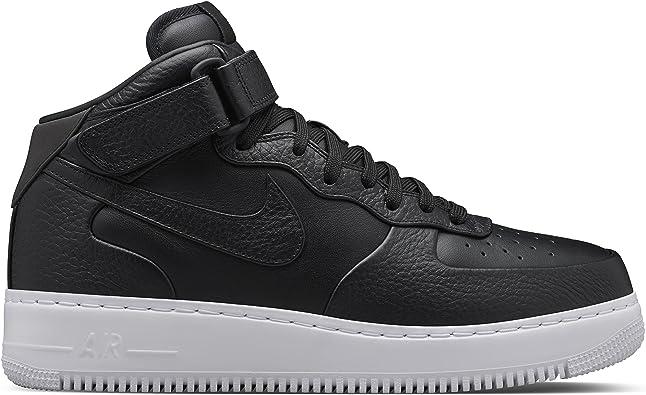 Nike NikeLab AIR Force 1 MID Black