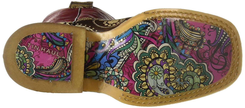Tin Haul Shoes Kids Paisley Rocks Western Boot