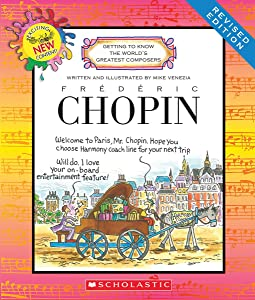 Frederic Chopin (Getting to Know the World's Greatest Composers)