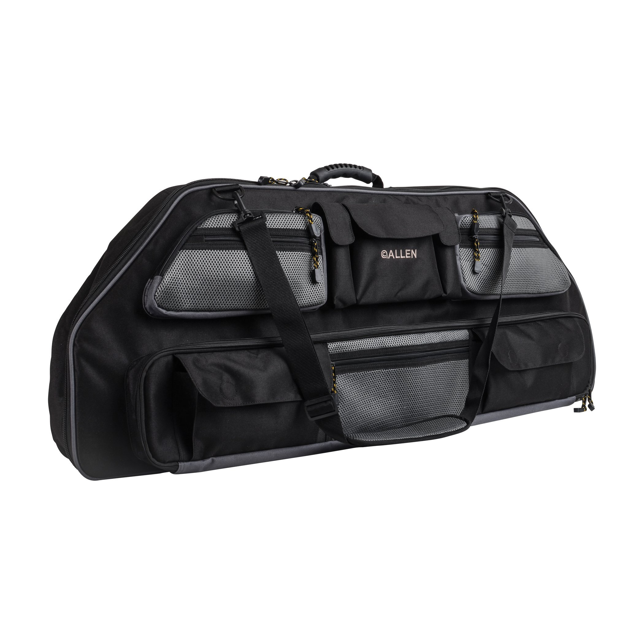 Compound Bow Case, Black Gear Fit X Fits Compound Bows up to 35'' Axle to Axle