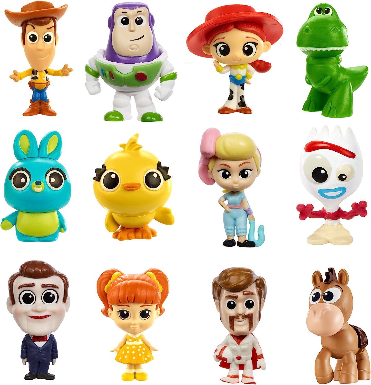Toy Story 4 Minis Series 2 Blind Bag Figures Full set of all 12 or Buy Singles