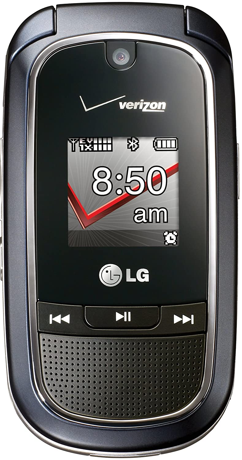 Amazon.com: LG VX8360 Phone, Silver (Verizon Wireless): Cell Phones &  Accessories