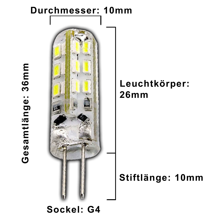 8197rMHKxyL._SL1500_ Schöne Led Leuchtmittel G4 12v Dimmbar Dekorationen