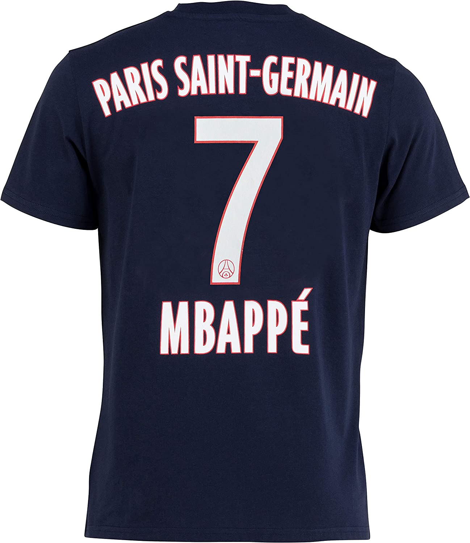 PARIS SAINT-GERMAIN Maillot PSG Collection Officielle Taille Enfant gar/çon