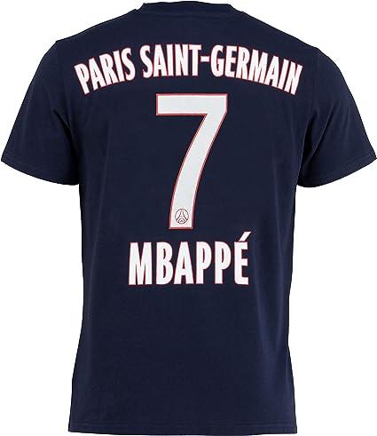 PARIS SAINT GERMAIN T-Shirt PSG Neymar Jr Collection Officielle Taille Enfant