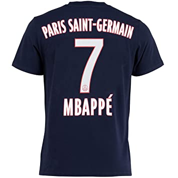 the latest e06d2 df1d8 Paris Saint-Germain Official Collection Boy's Kylian Mbappe ...