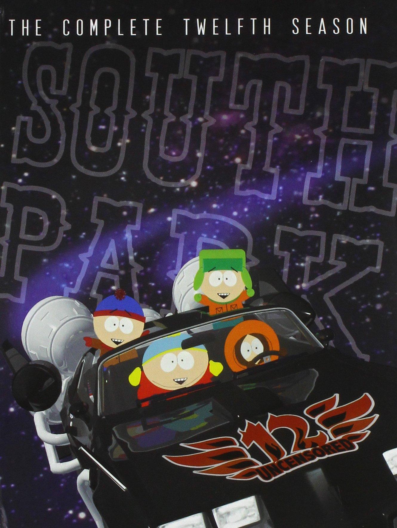 South Park: Complete Twelfth Season