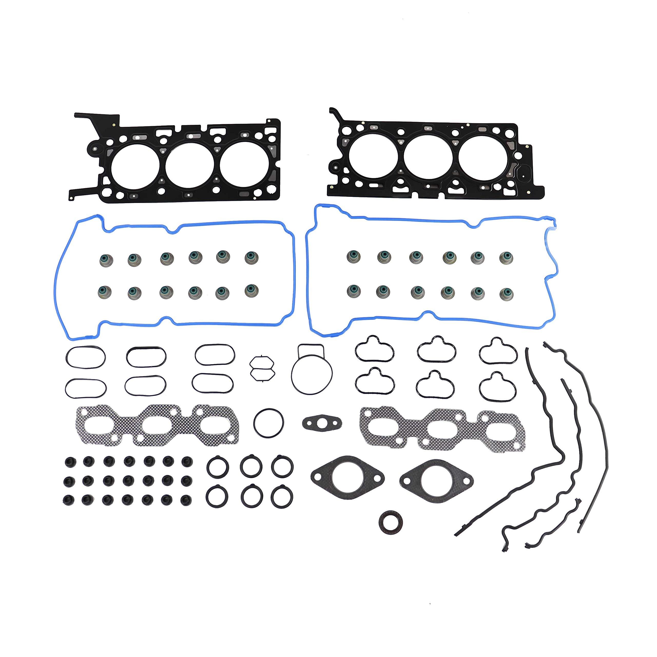 DNJ HGS4101 MLS Head Gasket Set for 2003-2004 / Ford/Escape 3.0L / V6 / DOHC / 24v / DURATEC