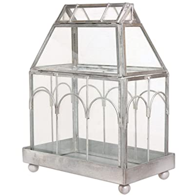 Archway Glass Terrarium: Garden & Outdoor