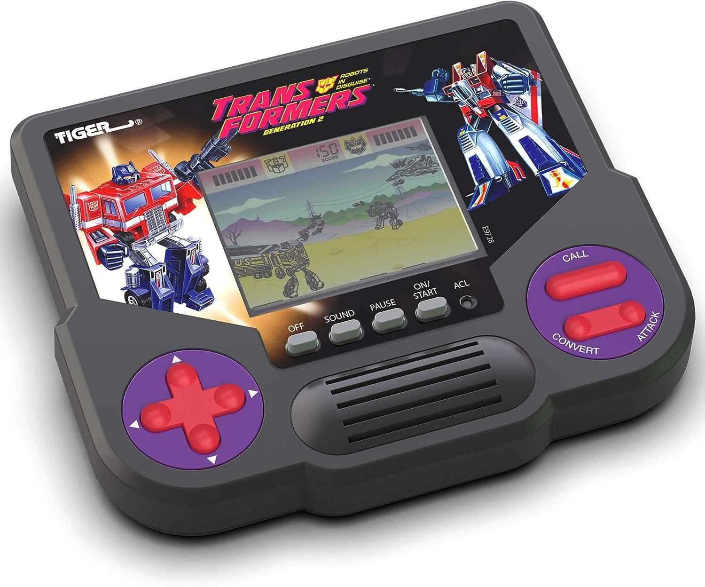 Edición de transformadores de Tiger Electronics: Amazon.es: Juguetes y juegos