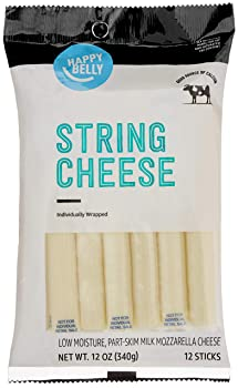 Happy Belly Contain Milk String Cheese