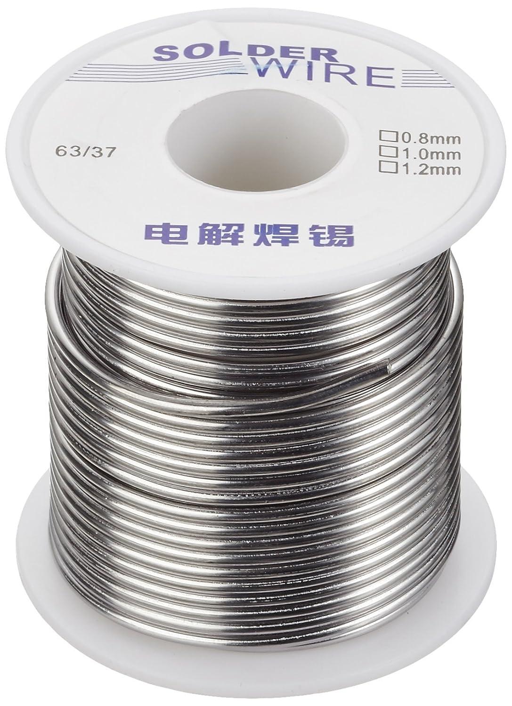 2.0mm 150g 63/37 Rosin Core Flux Tin Lead Roll Soldering Solder Wire ...