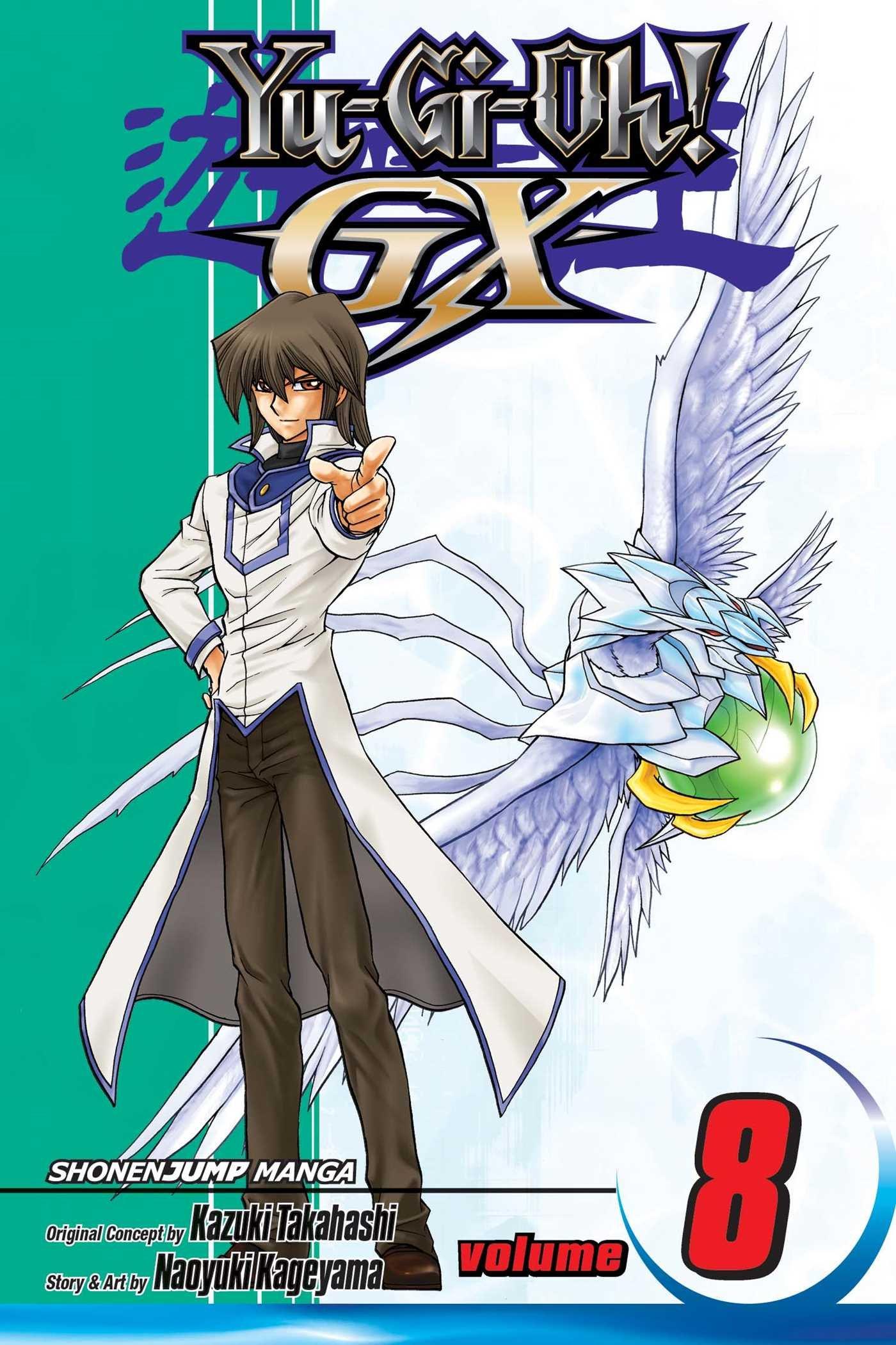 Read Online Yu-Gi-Oh! GX, Vol. 8 pdf
