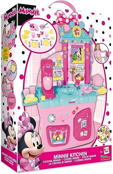 Minnie Mouse - Cocina con Accesorios (IMC Toys 181694): Amazon.es ...